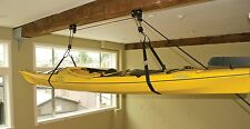 Seattle Sports Sherpak Hoist Kayak Bike Box Storage Hoist  System