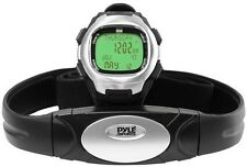 NEW Pyle PHRM22 Heart Rate Watch W/ Speed Distance Calorie Counter & USB PC Link