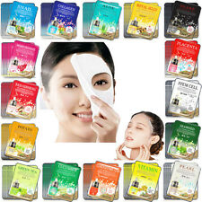 [30PCS] Facial Skin Care Face Mask Sheet Pack Essence Moisture Korea Cosmetics