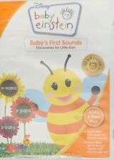 Baby Einstein - Baby's First Sounds: Discoveries for Little Ears (DVD,...