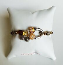 Antica Murrina Jane F--Handmade Murano Glass Bracelet