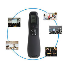 Pro Presenter 2.4GHz Wireless Presenter R800 Laser Pointer USB Receiver With Bag
