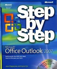 Microsoft  Office Outlook  2007 Step by Step (Step By Step (Microsoft))