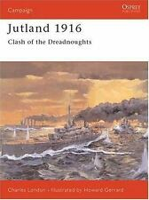 Jutland 1916: Clash of the Dreadnoughts (Campaign)-ExLibrary