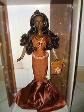 BARBIE BIRTHDAY WISHES AFRICAN AMERICAN  DOLL NRFB SILVER LABEL HARD TO FIND