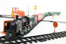 RAILKING - 2CLASSICAL TRAIN LOCAMOTIVE CHILDREN'S TOY TRAIN SET *UK SELLER*