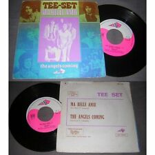 TEE SET - Ma Belle Amie / The Angels Coming French PS Dutch Beat 69' BIEM