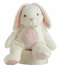 Plush Stuffed Easter Bunny For Girls Adorable Animal Cuddly Gift Free Shipping