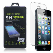 Real Premium Tempered Glass Screen Protector for Apple iPhone 6  4.7 inch ~ SE