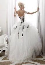 New Robe de mariée mariage soirée wedding evening dress