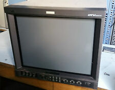 JVC 17inch HD DTV 1710CG Monitor with 2x SDI cards fitted