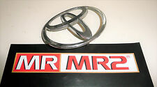 Toyota MR2 MK2 Front Bumper Nose Cone Badge Decal - Mr MR2 Used Parts 1989-1999