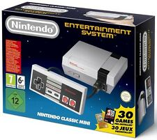 Nintendo NES Classic Mini: BRAND NEW FACTORY SEALED FREE SHIPPING