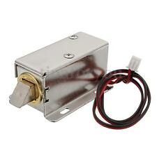 DC 12V Stainless Steel Electronic Cabinet Lock Control For Door Drawer Security