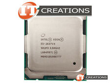 INTEL XEON QUAD CORE PROCESSOR E5-2637V4 3.5GHZ 15MB 135W CPU CM8066002041100
