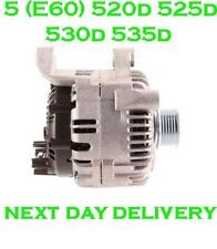 BMW 5 E60 520 525 530 535 SALOON 2003 2004 2005 2006   2010 RMFD ALTERNATOR
