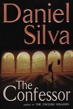 The Confessor Daniel Silva a Hardcover FREE SHIPPING Gabriel Allon Book 3