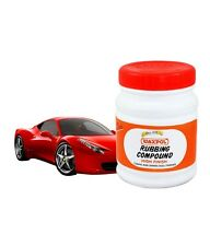 200g CAR ,BUS,VAN,BIKE,FRIDGE Rubbing Compound Polish and Shiner/paint scratc