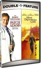Patch Adams & What Dreams May Come - Robin Williams (Widescreen DVD) **PG-13**