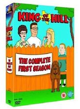 King of the Hill Complete Series 1 DVD Box Set Season Brand New UK R2 1st First