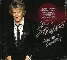STEWART ROD - ANOTHER COUNTRY DELUXE EDITION  -  CD  NUOVO SIGILLATO