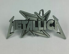 Gürtelschnalle Metallica Belt Buckle Heavy Metal RocknRoll Hard Rock NEU