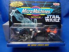 88.097 Star Wars Micro Machines Space THE EMPIRE STRIKES BACK1994 MOC