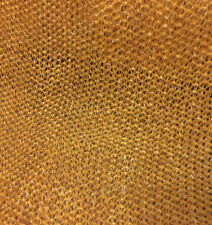 C-0624110 Exquisite Italian Designer Cotton Net Fabric- In Tan/Camel By The Yard