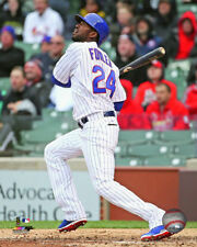 DEXTER FOWLER CHICAGO CUBS  PHOTO FILE 8x10 PHOTO
