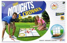 RMS GIANT NOUGHTS & CROSSES INDOORS & OUTDOORS TOY PARTY GARDEN GAME SR09