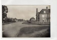 HIGH OAKS ROAD, WELWYN GC: Publisher's photograph to produce postcards (C17780)