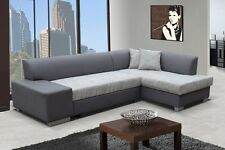 Corner Sofa Fabian with Bed function Corner Couch Sofa Couch Sofa bed 01543