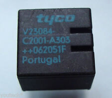 Tyco Relais Relay Rele V23084-C2001-A303 GM5 früher Siemens ZKE BMW E46 X3 Z4