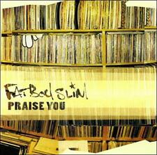 Praise You [Single] by Fatboy Slim (CD, Feb-1999, ASW)