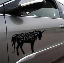 Car Sticker Vinyl Unicorn For Car Window Wall Decor Car SS