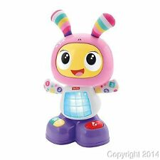 Fisher Price Bright Beats Dance & Move BeatBelle PINK New!