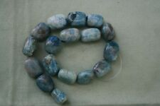 Papagoite and Ajoite Beads love, healing and returning to the state of grace 450
