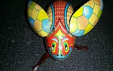 Vintage tin wind up toy beetle linemar Marx working condition tin toy lot