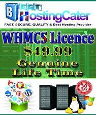 LIFE TIME Genuine WHMCS Licence +Yearly Cpanel Web Hosting- $89.99 for Life Time