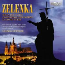 Zelenka,Jan Dismas: Ludwig Güttler/Virtuosi Saxoniae - Missa Dei Patris/Psalms/C