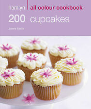 200 Cupcakes - All colour Cookbook - Joanna Farrow - Brand New