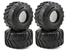 "Proline 1/10 Destroyer 2.2"" Monster Jam Truck M3 Wheel Tyres (4) #10126-02 OZ RC"