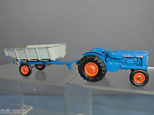 MATCHBOX KING SIZE MODEL No.K11-1 FORDSON MAJOR & TRAILER