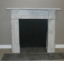 Regency Marble Fireplace Surround