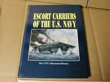 United States US Navy Escort Aircraft Carriers Ships Sailors Airmen CVE History