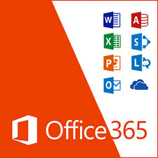 Microsoft office 365 home inscription pour 5 utilisateurs windows ou mac