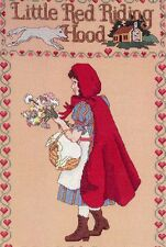Little Red Riding Hood Hickory Hollow Cross Stitch Pattern 30 Days to Pay!