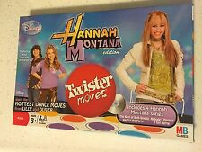Hannah Montana Twister Moves board game