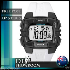 Timex Men's Expedition White Resin Watch T49901 - Free Post in AU