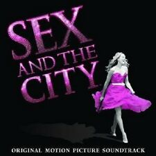 SEX AND THE CITY SOUNTRACK CD DUFFY FERGIE UVM NEUWARE